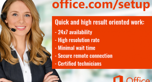Office.com/setup – Enter Office Product Key – Install Office