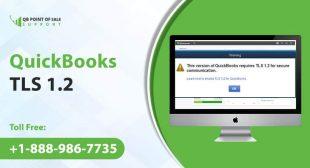 What is QuickBooks TLS 1.2? | QuickBooks Internet Security