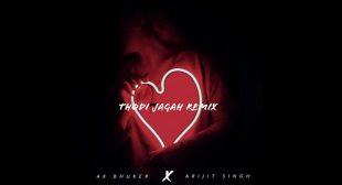 Thodi Jagah (Remix) Mp3 Song by AK Bhuker
