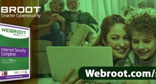 Webroot.com/safe – Download Webroot at www.Webroot.com/safe