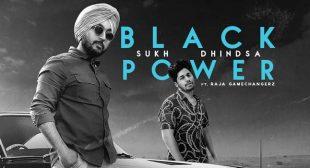 Black Power Lyrics