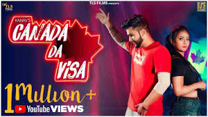 Canada Da Visa Lyrics – Kanav   Punjabi lyrics – BelieverLyric