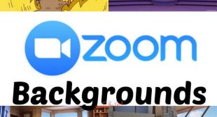 Download & Add Toy Story, Up and Brave Zoom Backgrounds