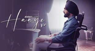 Haaye Ve Lyrics Song Ammy Virk