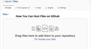 How You Can Host Files on Github – Office Setup