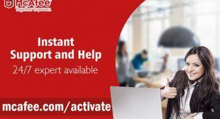 McAfee.com/Activate – Enter mcafee 25 digit activation code