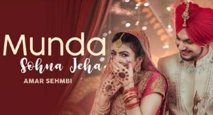 Munda Sohna Jeha Song Lyrics