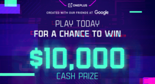 OnePlus Announces Crackables 2.0 with $10,000 Grand Prize