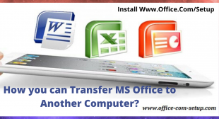 How To Activate MS Office 2019 With Key? Www.Office.Com/Setup