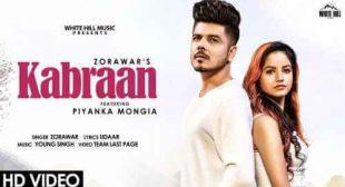 Kabraan Lyrics – Zorawar | Punjabi Songs » Sbhilyrics