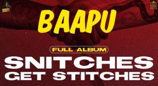 Sidhu Moose Wala – Baapu Lyrics