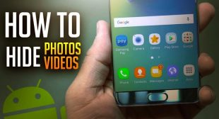 How to Hide Photos on Android