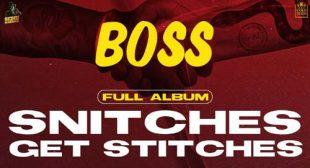 Boss Lyrics by Sidhu Moose Wala