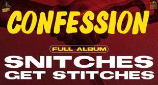 Confession Lyrics by Sidhu Moose Wala