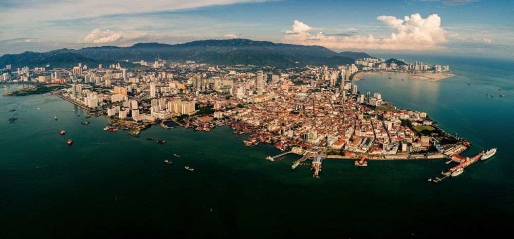 Digital Nomad Guide to Living in Penang, Malaysia