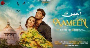 Aameen Lyrics – Karan Sehmbi