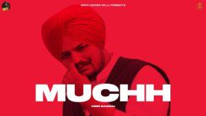 Muchh Lyrics From Sidhu Moose Wala And Veer Sandhu