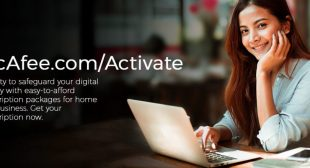 McAfee.com/Activate – Enter your code | www.mcafee.com/activate