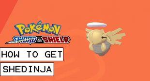 How to Get Shedinja in Pokémon Go