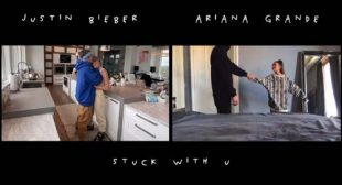Ariana Grande – Stuck With U Lyrics