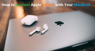 How to connect Apple Airpod with Your MacBook