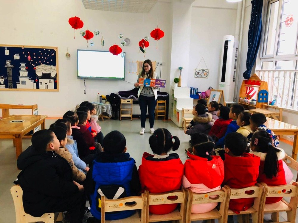 Teacher Feature: Living in China and Teaching Online