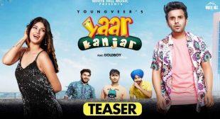 Yaar Kanjar Lyrics – Youngveer