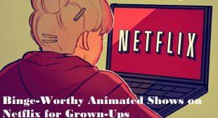 Binge-Worthy Animated Shows on Netflix for Grown-Ups