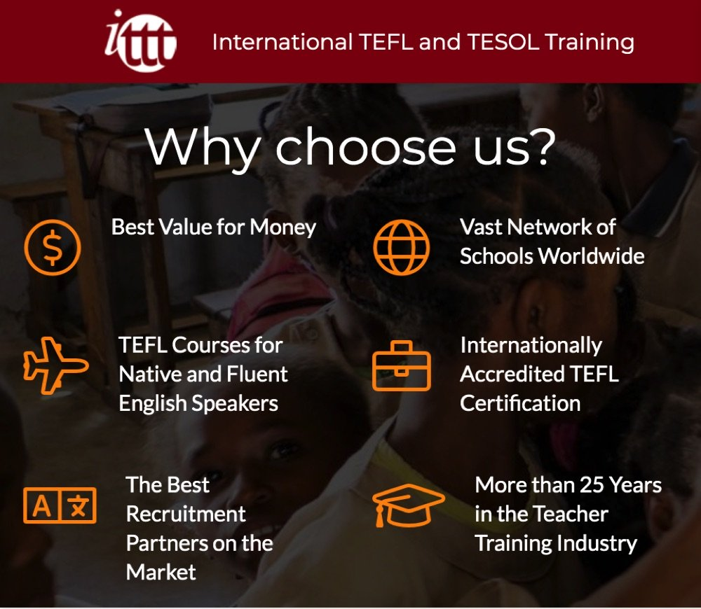 ITTT TEFL Review: A Guide To The Courses