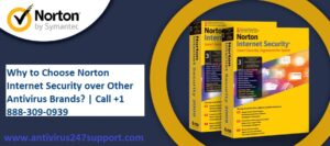Why to Choose Norton Internet Security over Other Antivirus Brands? | Call +1 888-309-0939